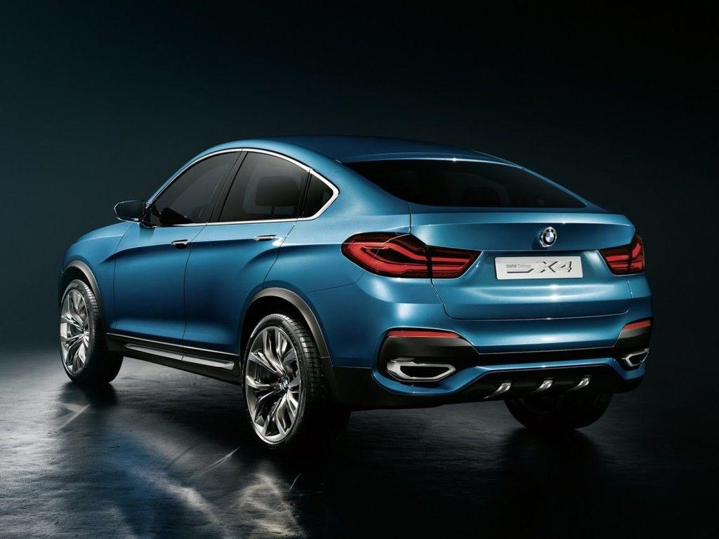 BMW X4 Concept 5