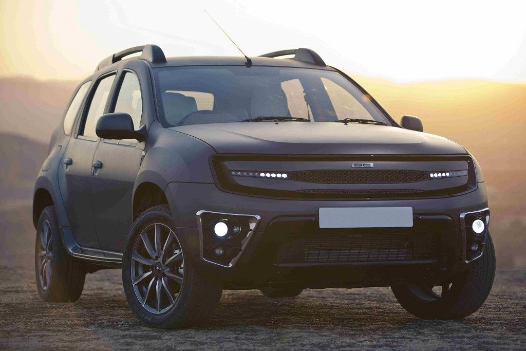 Dacia Duster DC Design 2