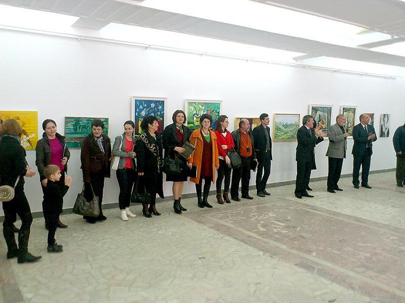 Salonul de Primavara Slobozia 2013 1