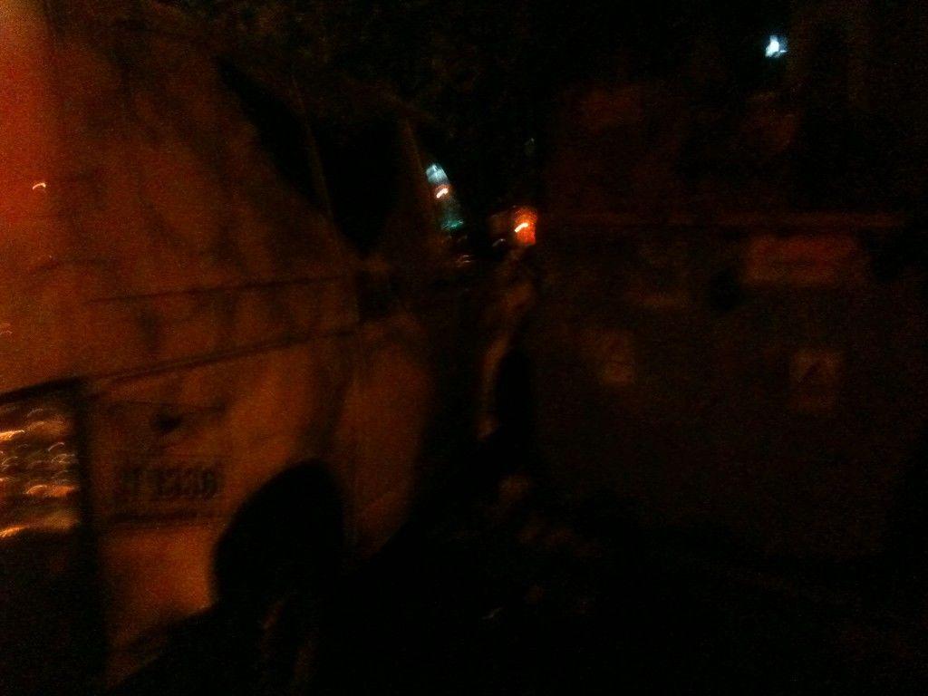 Accident langa sectia 2 de politie