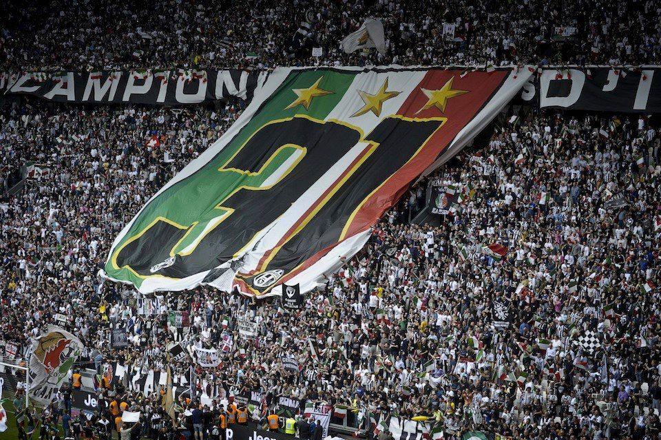 Juventus suporteri titlul 31