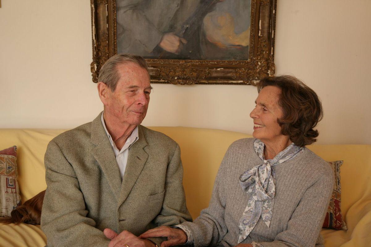 Regina Ana a României și Regele Mihai I