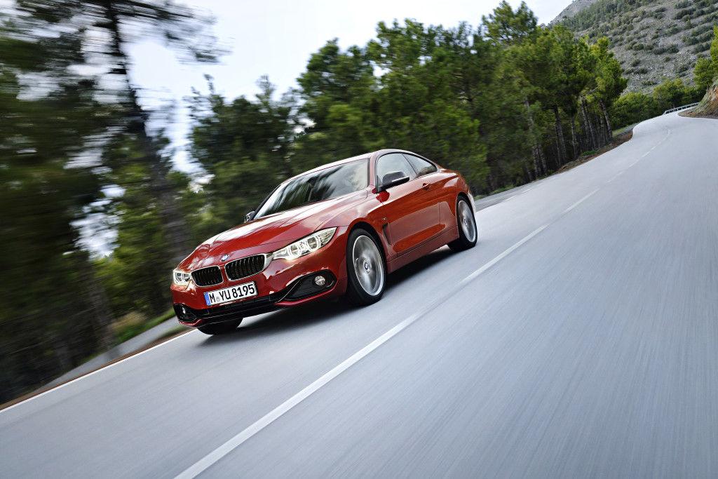 BMW seria 4 a
