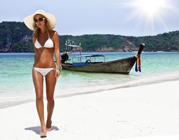 Bronzul perfect fara soare sau solar