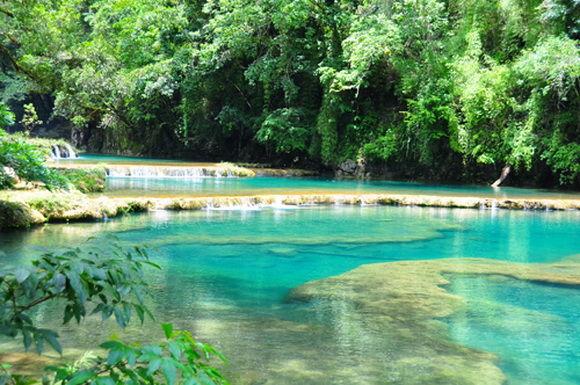 piscine naturale guatemala-timetv
