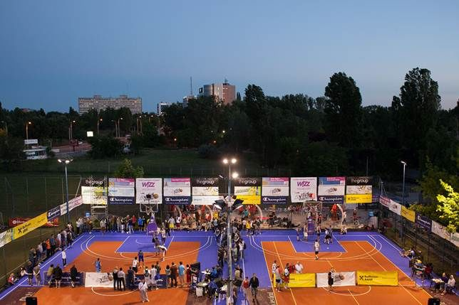 Wizz Air Sport Arena Streetball 1
