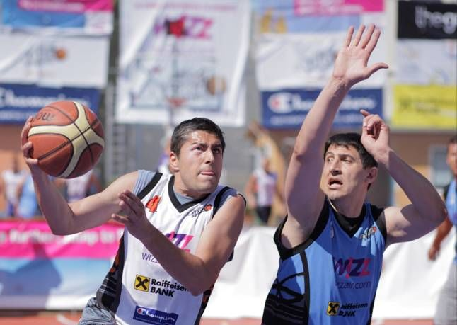 Wizz Air Sport Arena Streetball 2