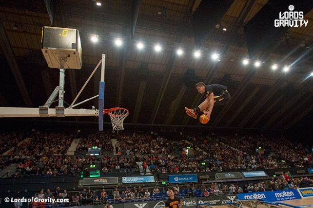 Wizz Air Sport Arena Streetball Lords of Gravity