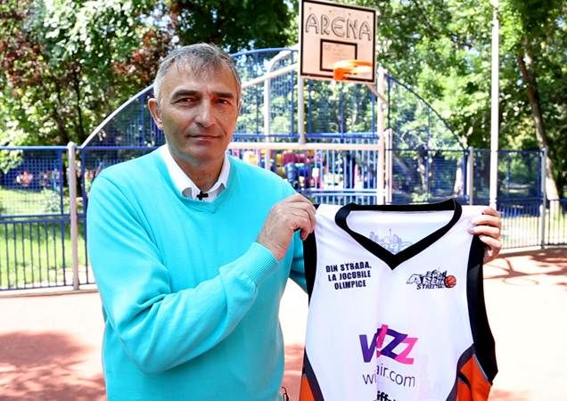 Wizz Air Sport Arena Streetball 4