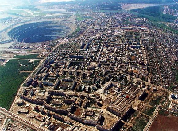 mina de diamante mirdin rusia-timetv