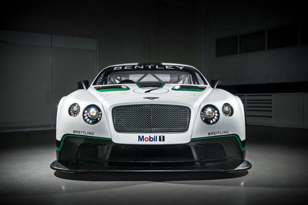 Bentley Continental GT3 1