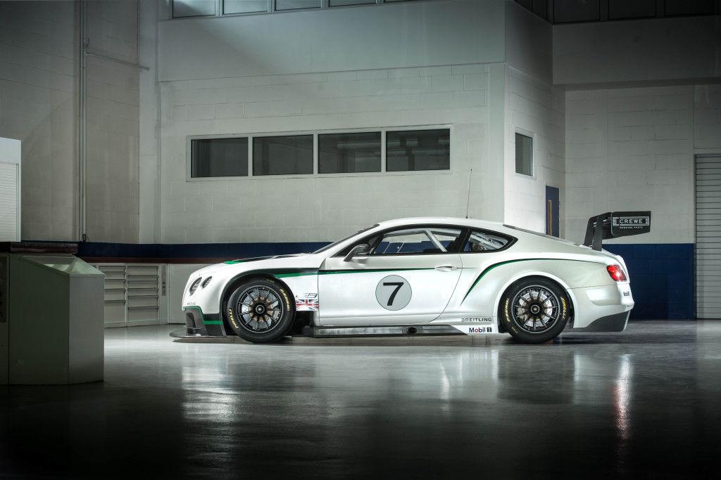 Bentley Continental GT3 2