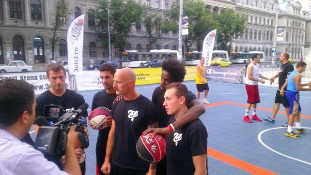 Raiffeisen Bank Bucharest Challenger streetball 2