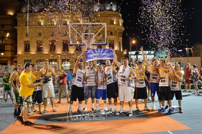 Sport Arena baschet 3x3 streetball 1