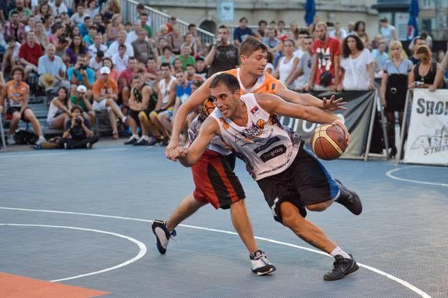 Sport Arena baschet 3x3 streetball 2