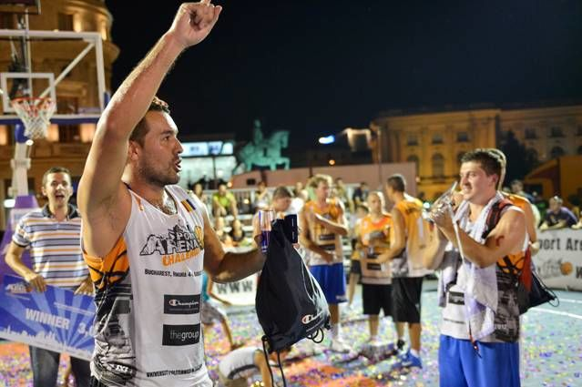 Sport Arena baschet 3x3 streetball 3