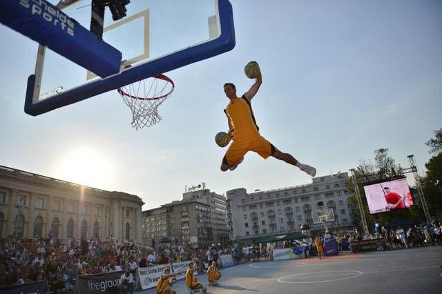 Sport Arena baschet 3x3 streetball 4
