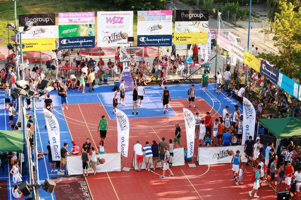Wizz Air Sport Arena Streetball timetv