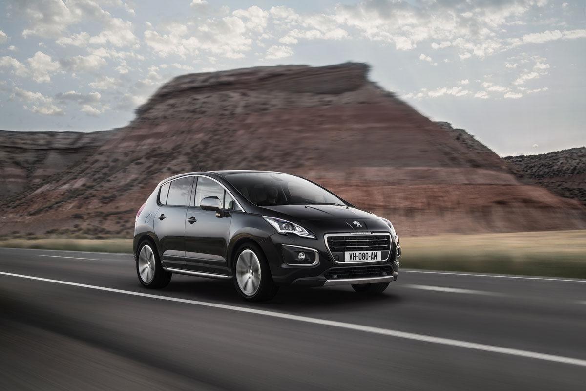 Peugeot 3008 facelift