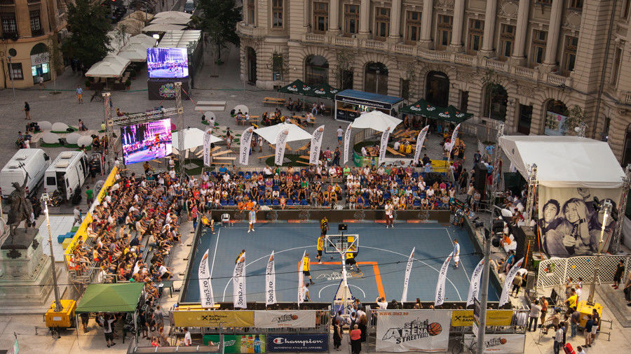 Sport Arena Streetball 5