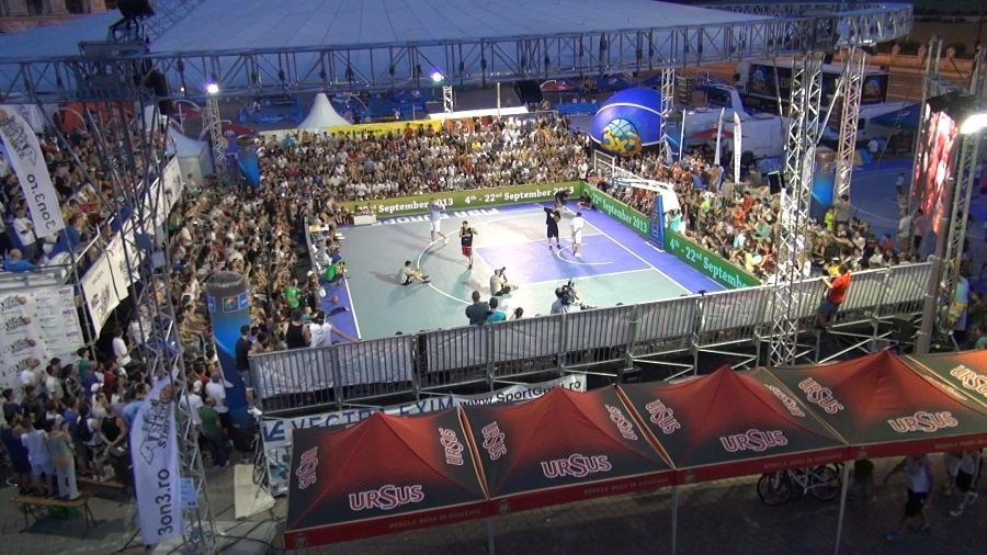 Sport Arena Streetball 6