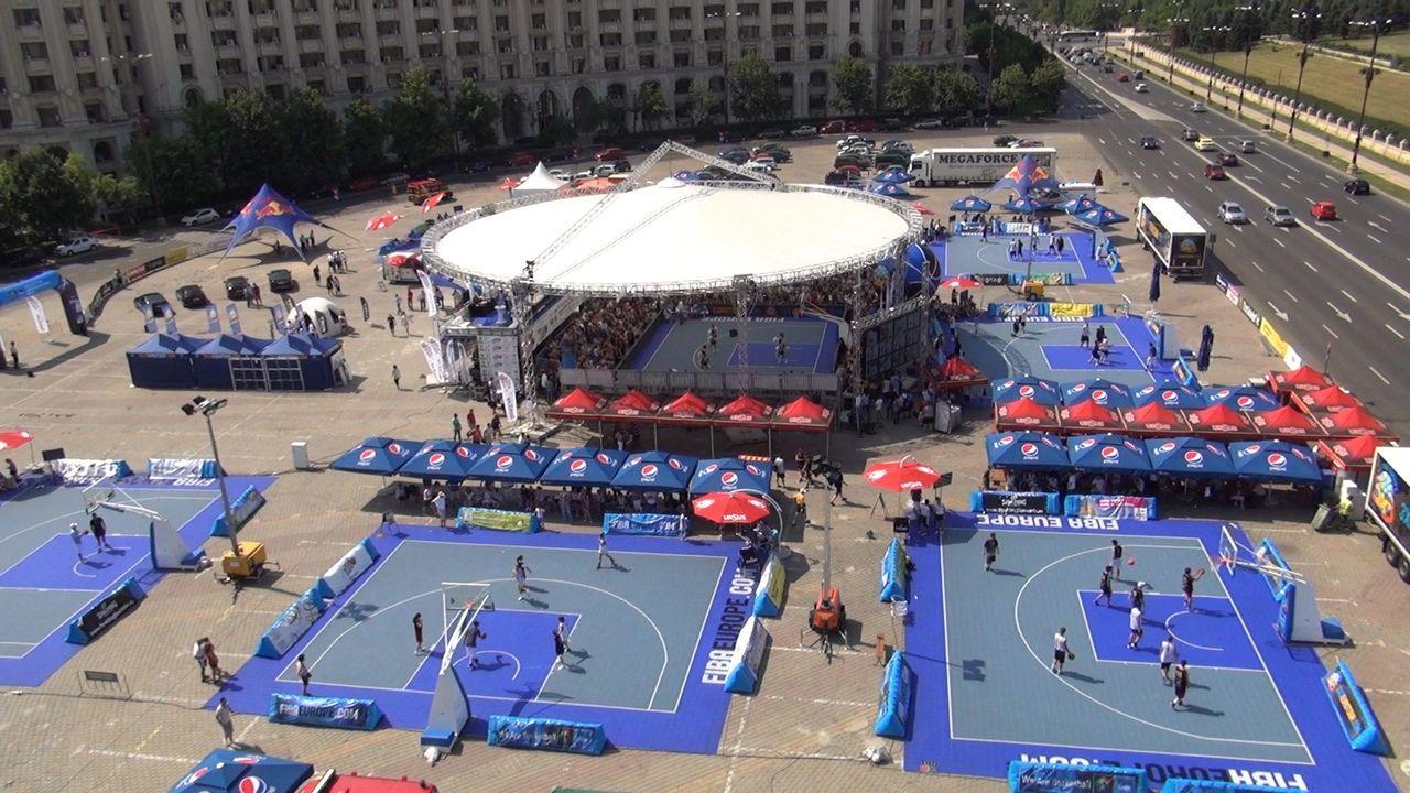 Sport Arena Streetball baschet 3 la 3 clasament romani 2013 4