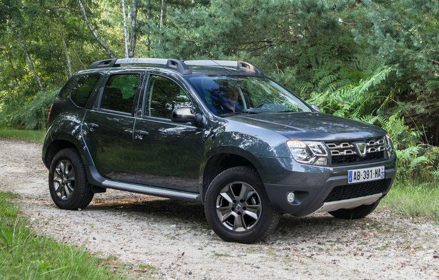 Dacia Duster facelift 1