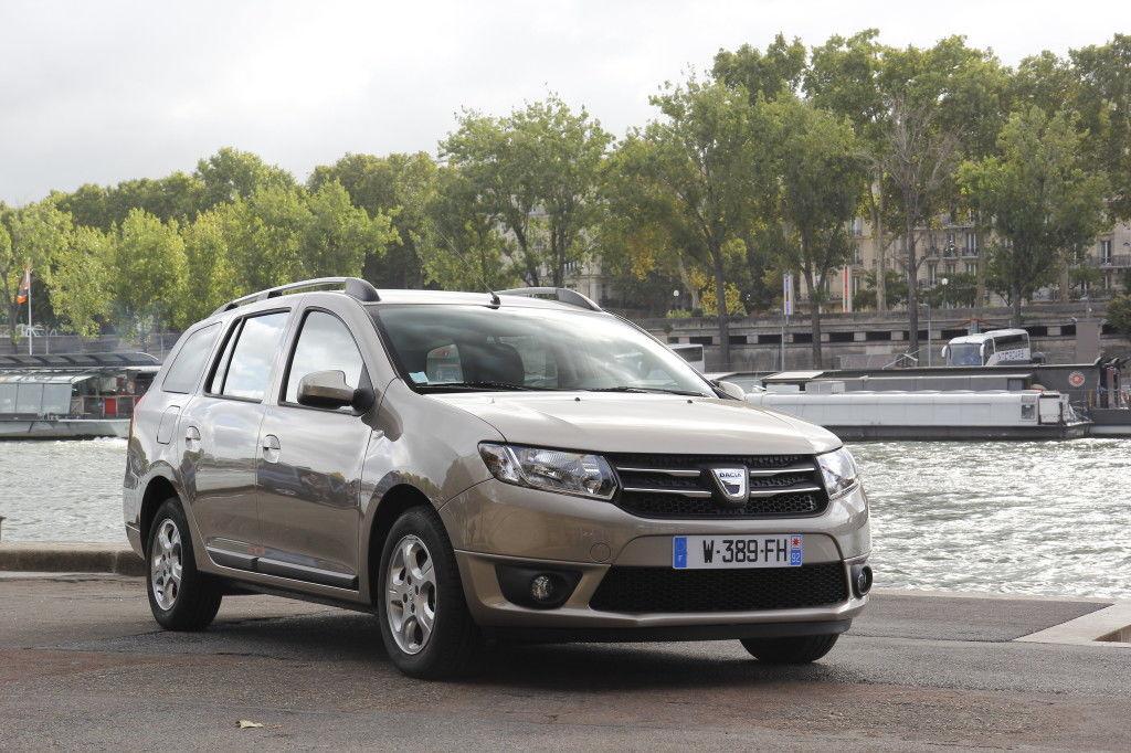 Dacia Logan MCV test Caradisiac 1