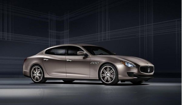 Ermenegildo Zegna Maserati-timetv