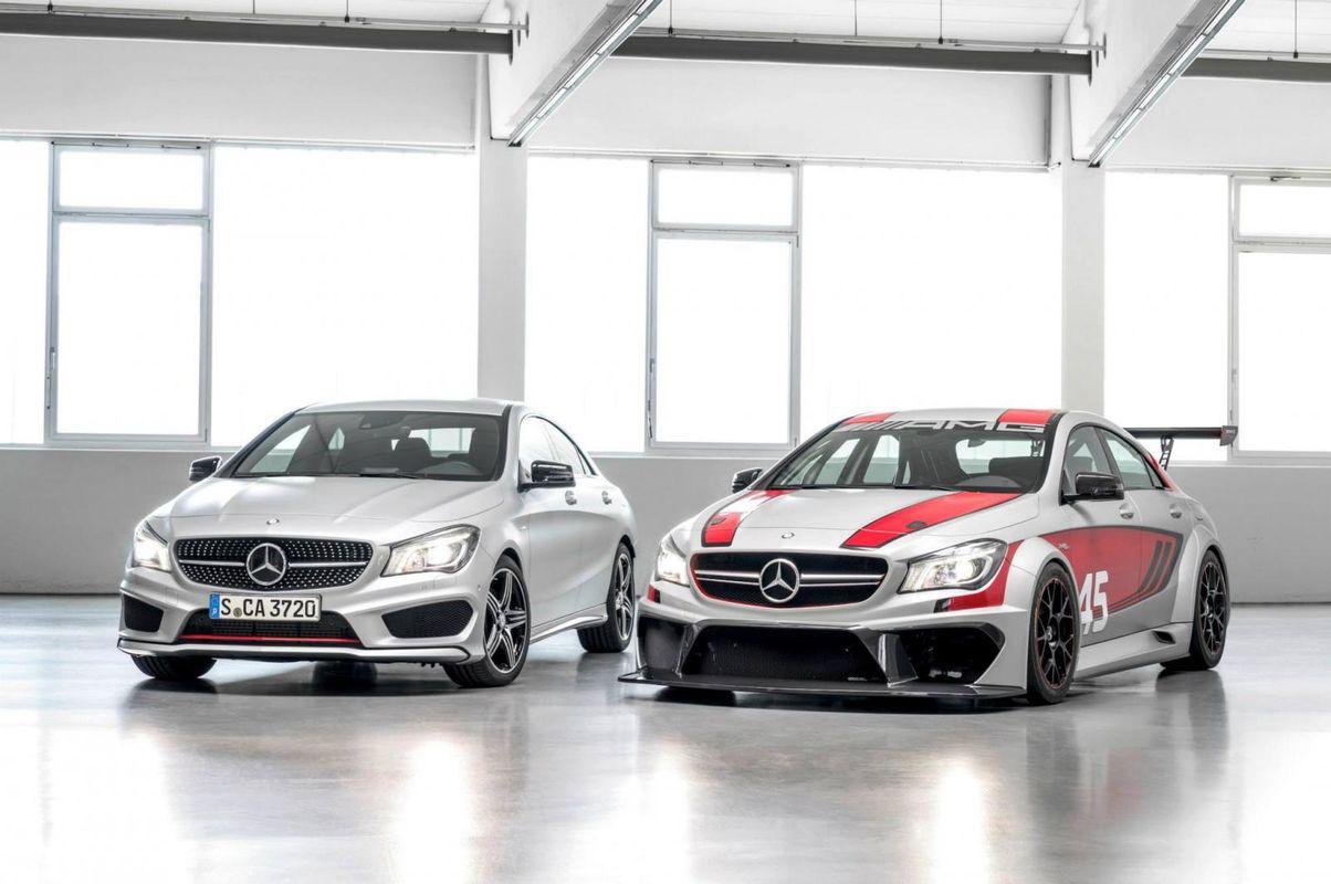 Mercedes-CLA-45-AMG-Racing-Series-si-CLA-250-Sports-Frankfurt-1