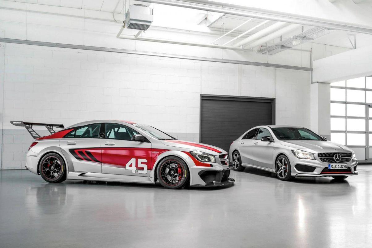 Mercedes-CLA-45-AMG-Racing-Series-si-CLA-250-Sports-Frankfurt-2
