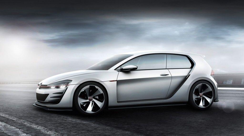 Volkswagen DesignVision GTI Golf VR6