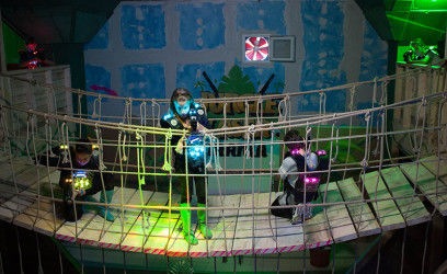 jungle laser mania laser tag laser max