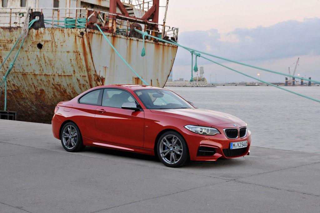 BMW seria 2 poza 4