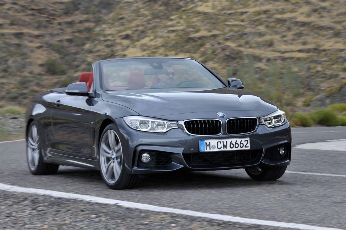 BMW seria 4 cabrio TimeTV 3