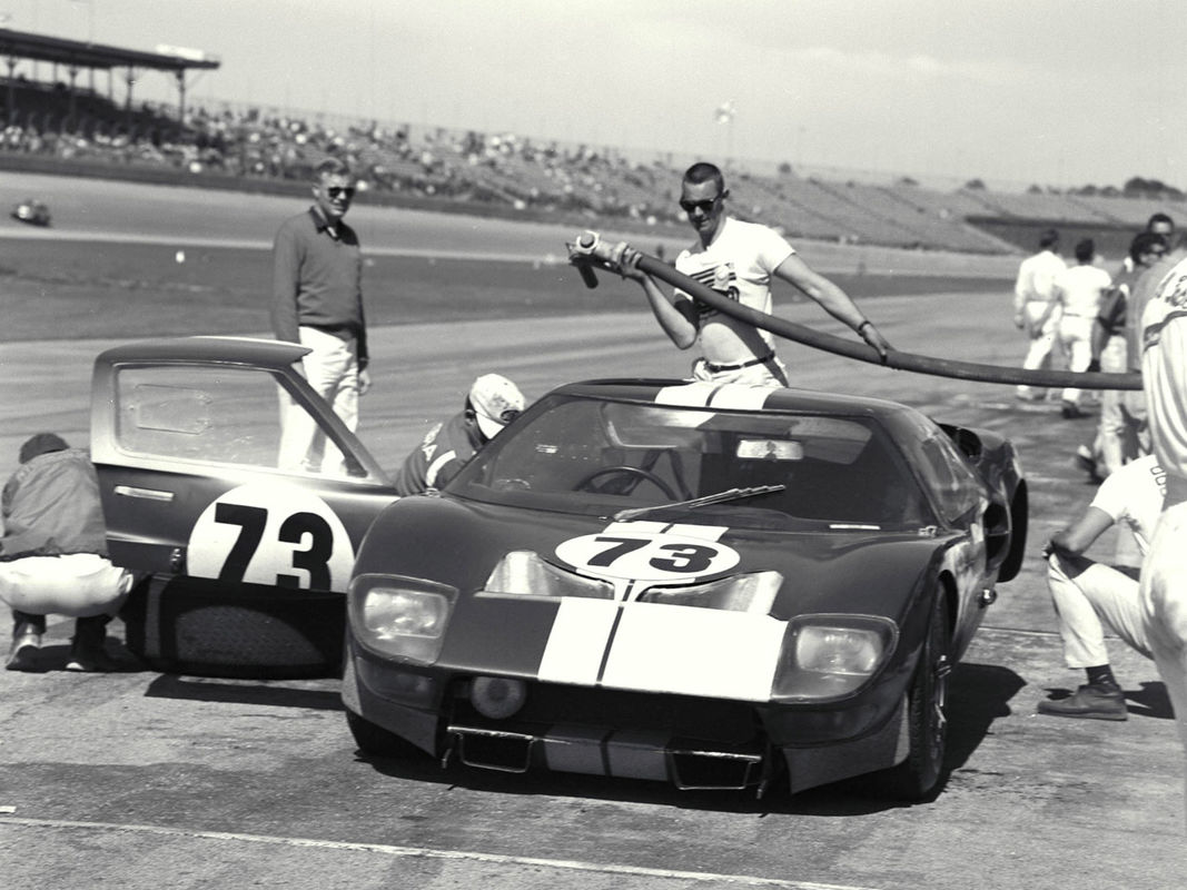 Carroll Shelby Ford GT40