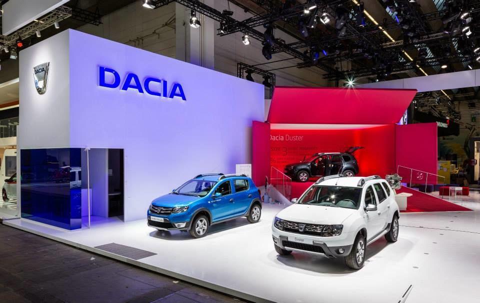 Dacia Duster facelift Sandero Stepway Geneva TimeTV