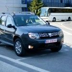 Dacia Duster facelift probe TimeTV 1