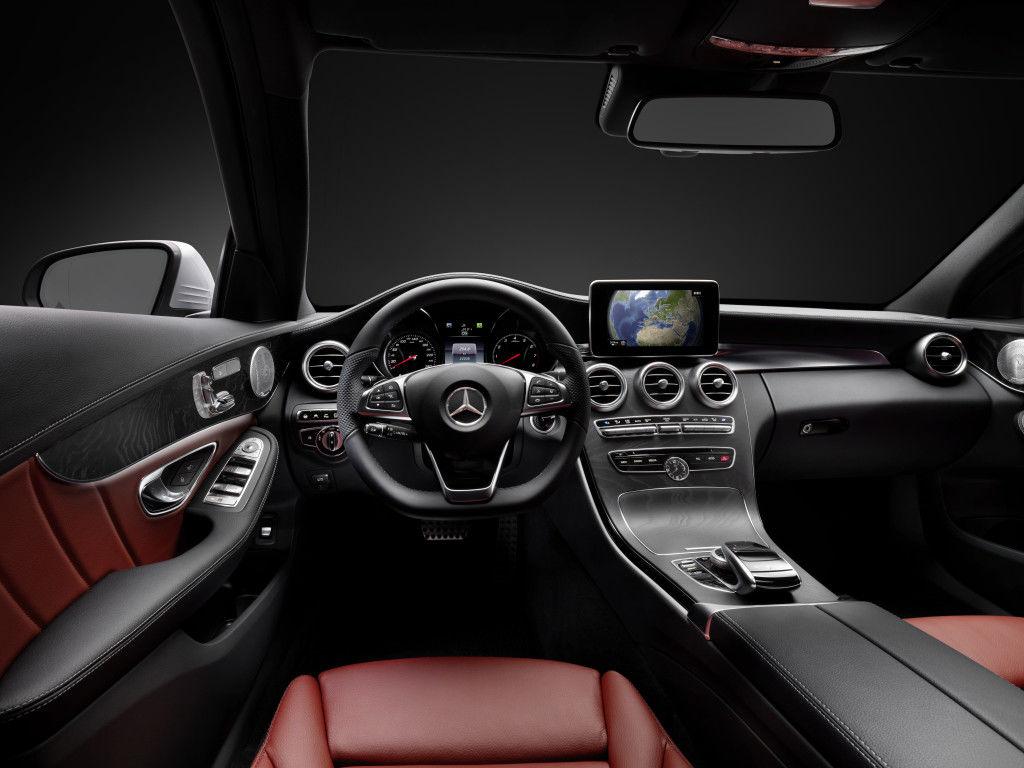 Interior Mercedes Clasa C 3