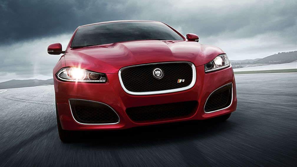 Jaguar Alive Technology Jaguar XF-R