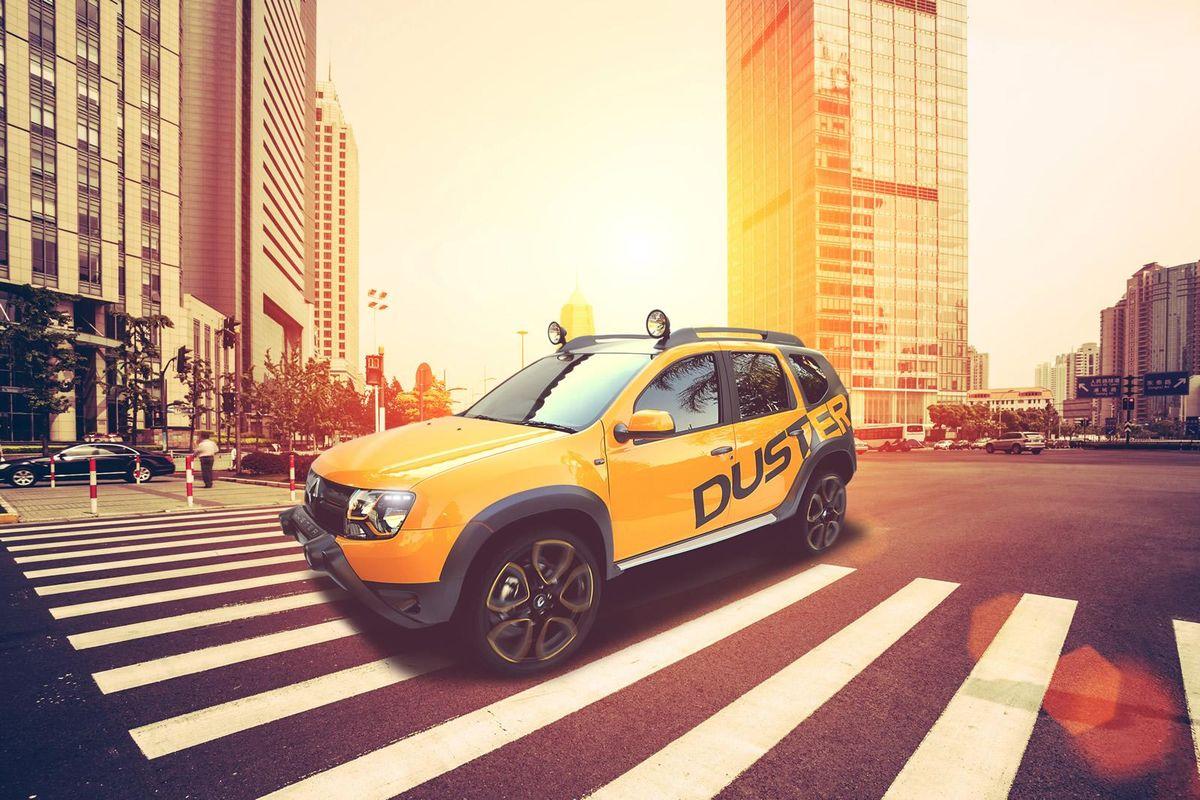 Renault Duster Detour 2