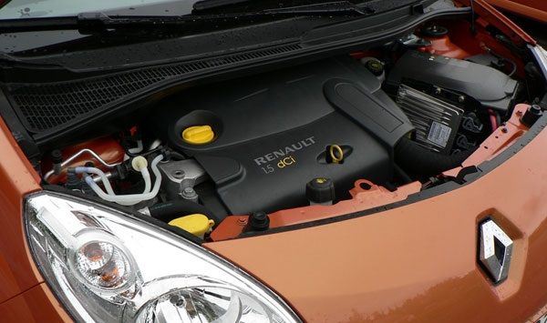 Renault Twingo DCI Euro 6 TimeTV