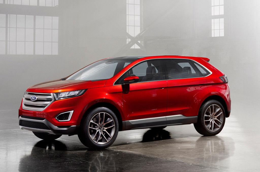 Ford Edge concept 1
