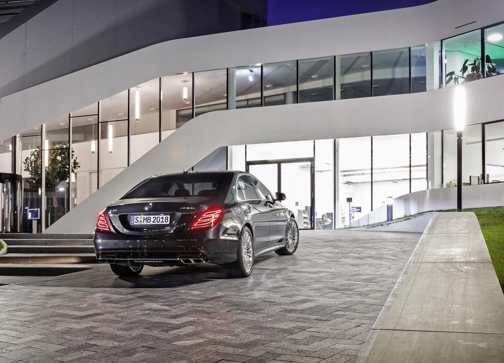 Mercedes-Benz S65 AMG 3
