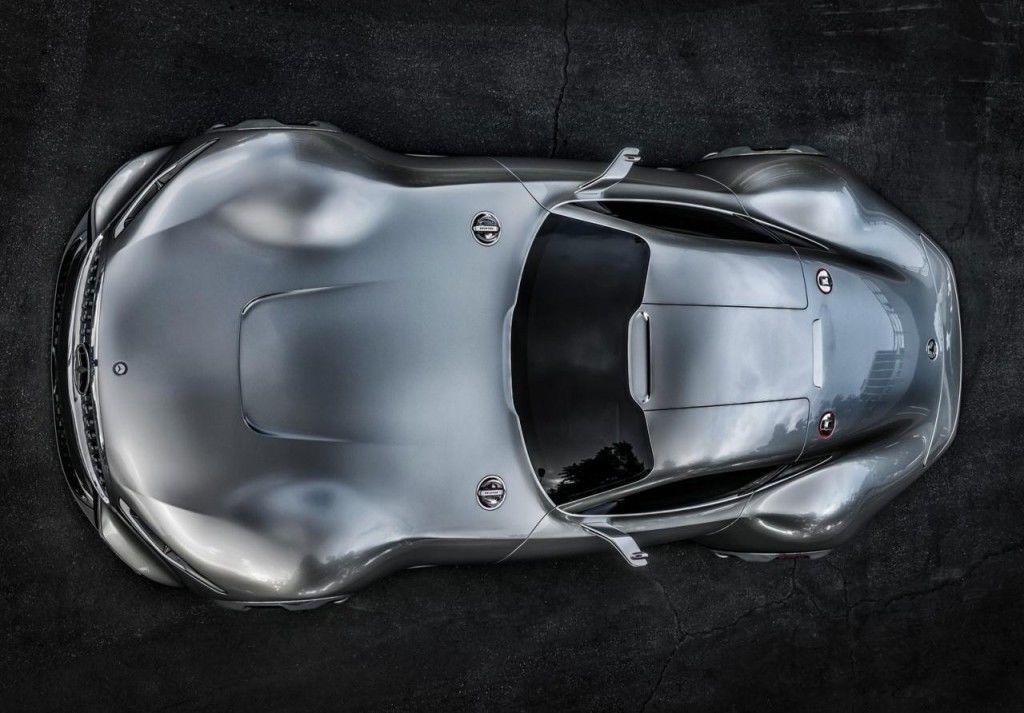 Mercedes Vision Gran Turismo Concept 1