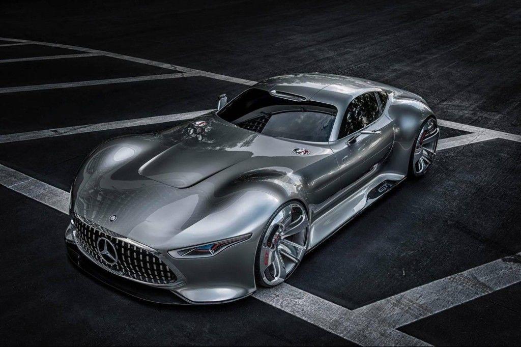 Mercedes Vision Gran Turismo Concept 5