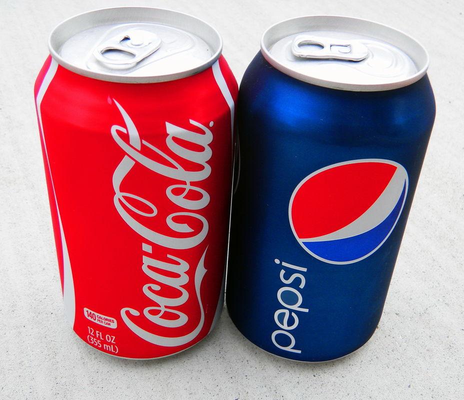 Coca-Cola-Pepsi