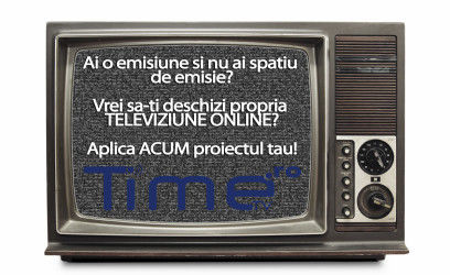 Emisiune LIVE TimeTV ONLINE streamig live video