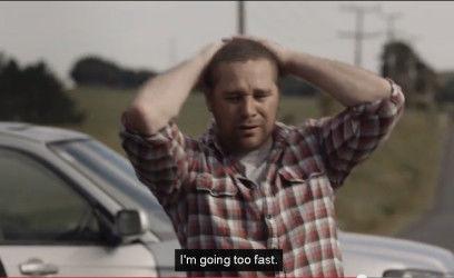 VIDEO Campanie deșteaptă împotriva vitezei
