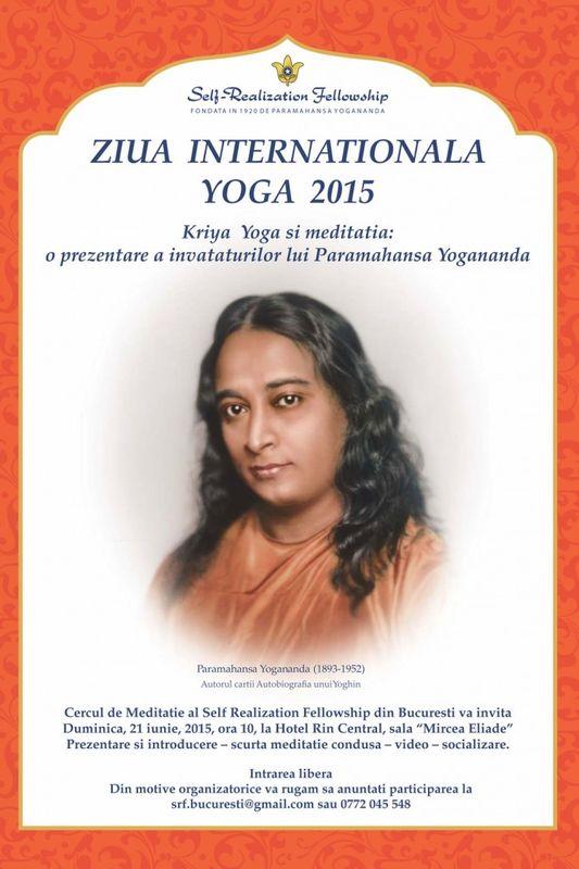 Ziua-Internationala-YOGA-2015-SRF-Yogananda